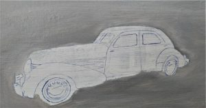 Art By Bruce - 1936 Cord Westchester