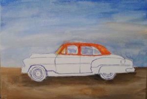 Art By Bruce - 1950 Chevrolet Deluxe - Grandpa's Chev