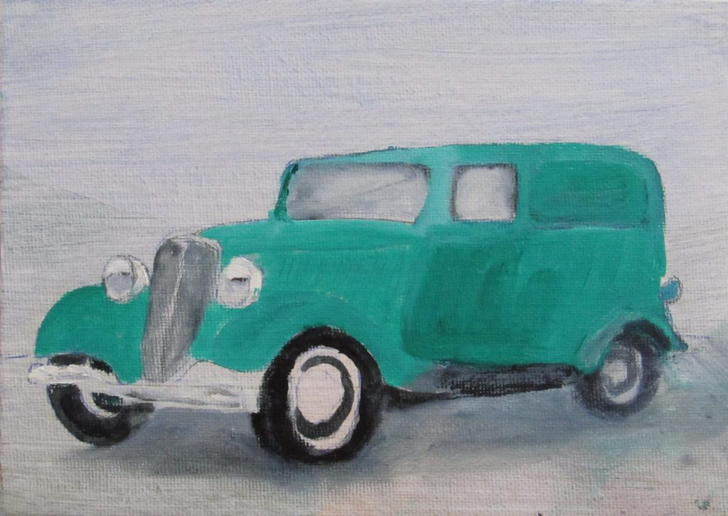artbybruce.co.za - 1933 Ford