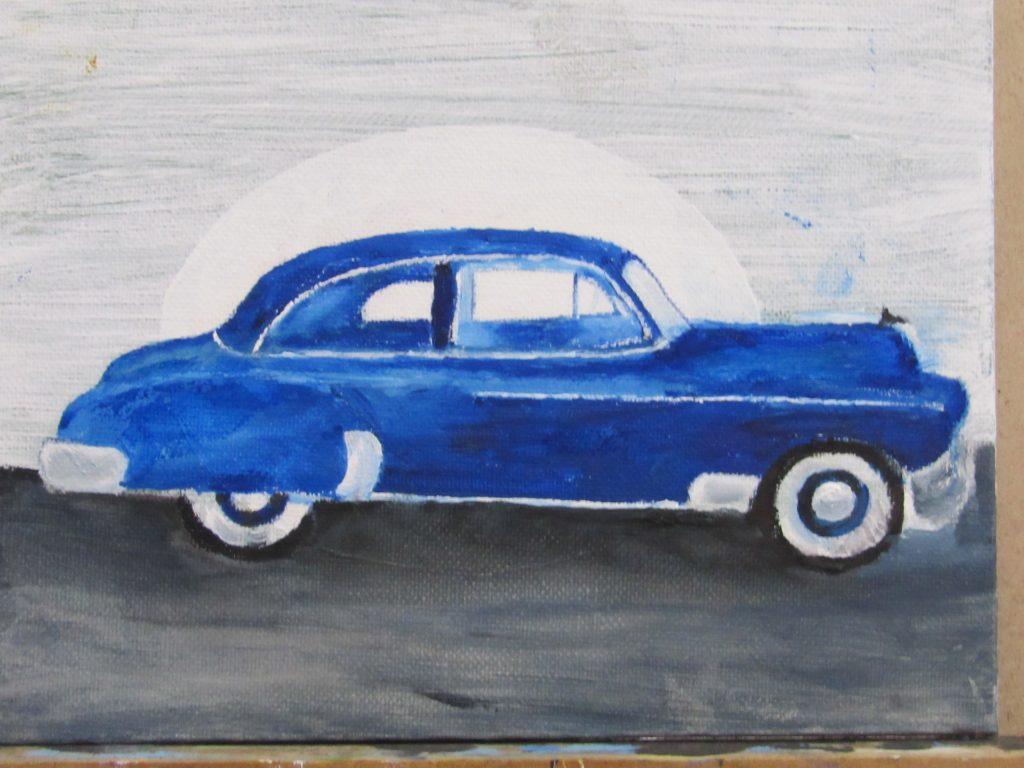 artbybruce.co.za 1950 Chevrolet De Luxe