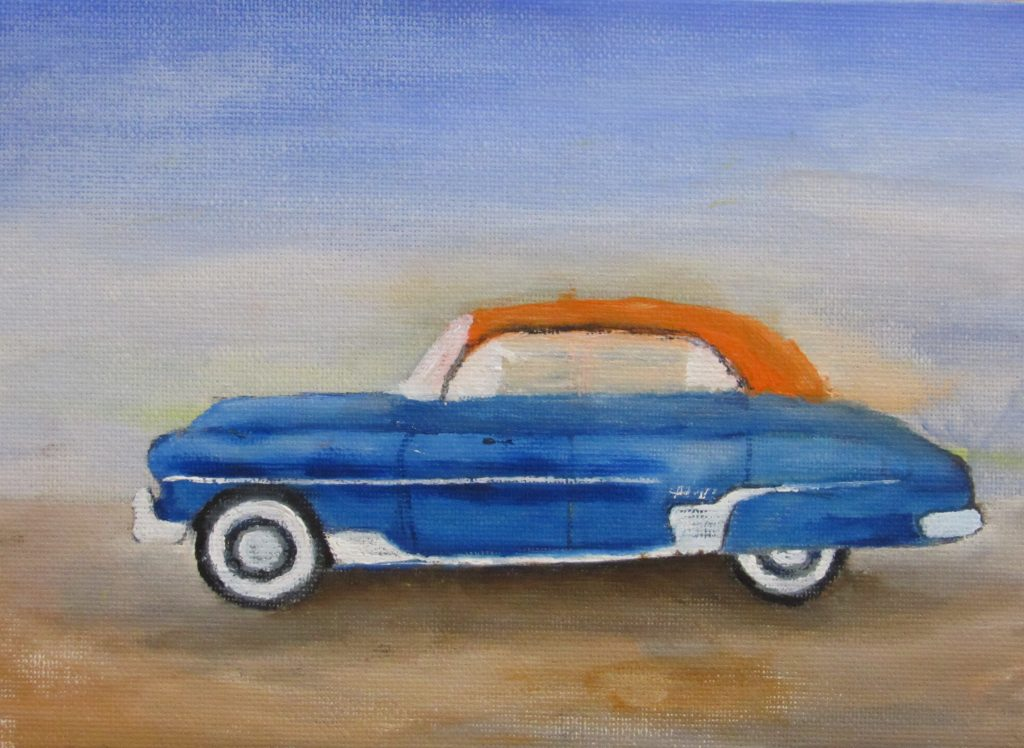 artbybruce.co.za 1952 Chev 2 door De Luxe