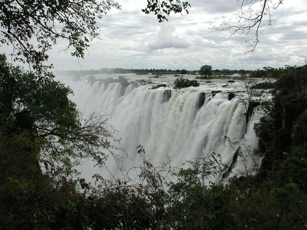 Victoria Falls 2001